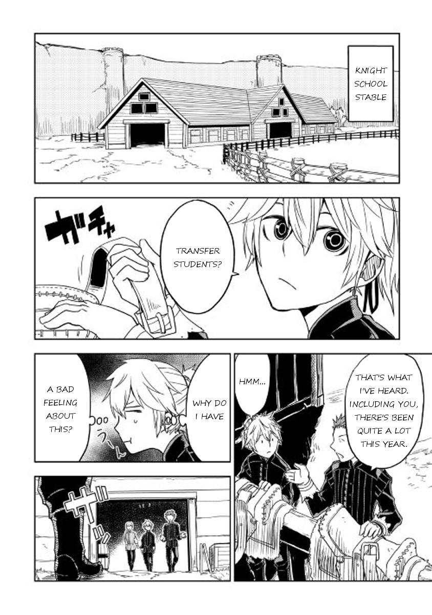 Isekai Tensei Soudouki - Chapter 18