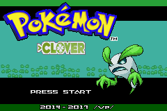 Pokemon Clover Rom Download Gbahacks