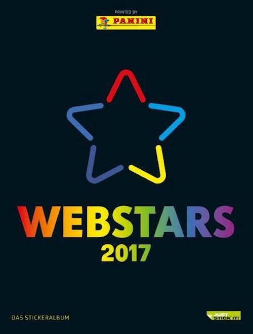 Sticker 122-Panini-webstars 2017-gommehd