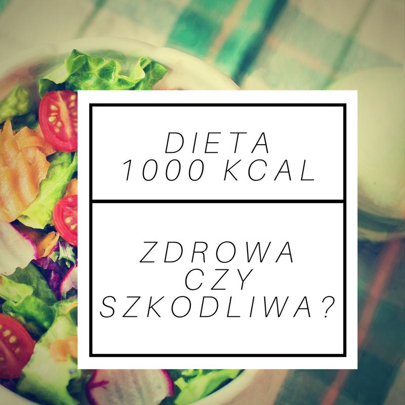 Swiat Wedlug Brunetkii Dieta 1000 Kcal