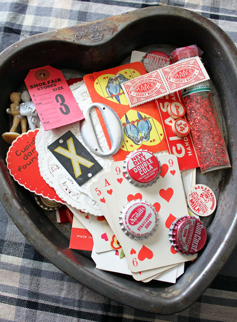 Vintage Valentine Fun A Giveaway Itsy Bits And Pieces
