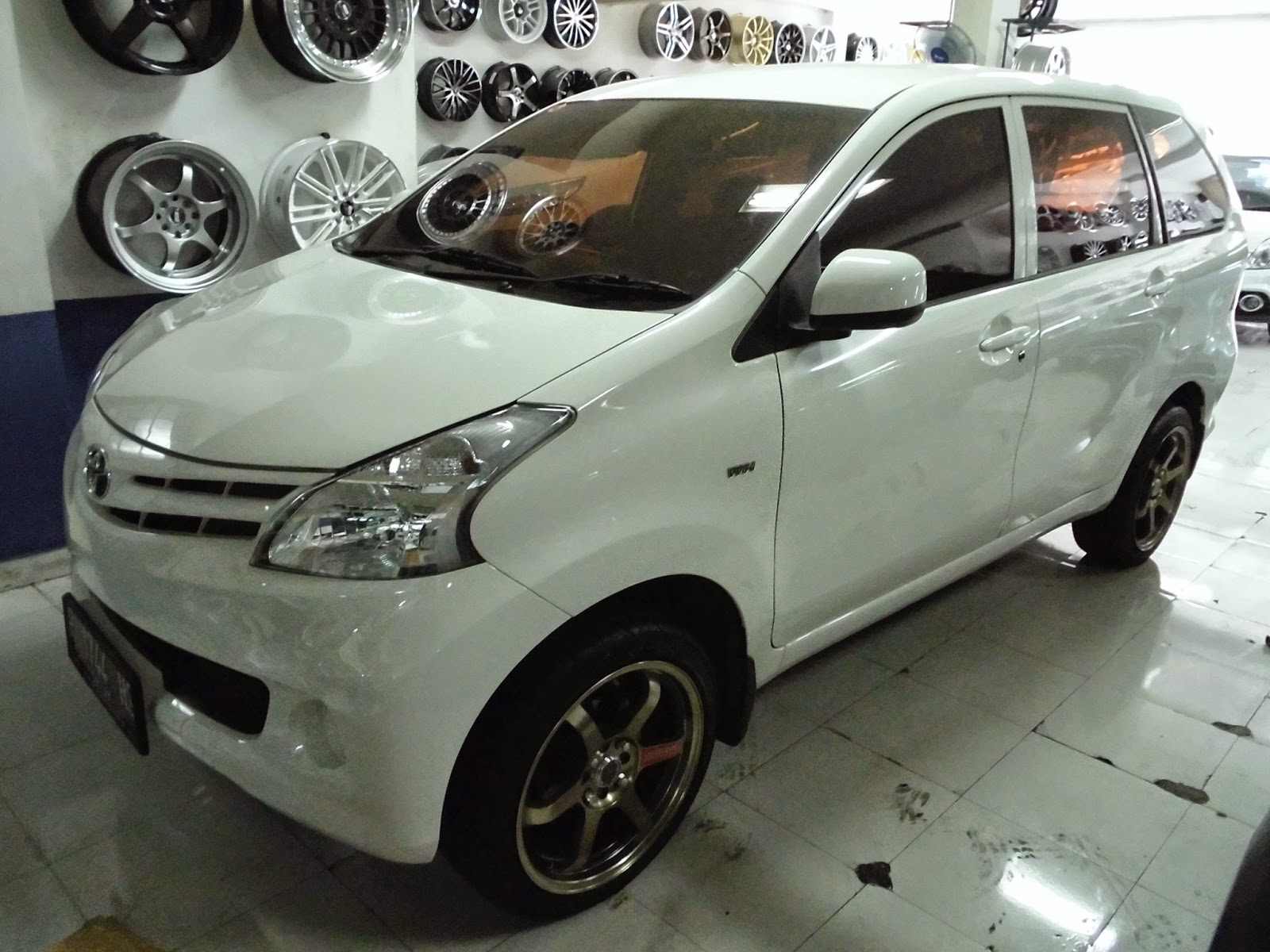90 Modifikasi Velg Avanza 2014 2018