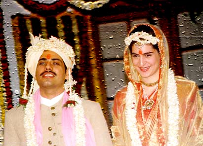 Priyanka Gandhi Marriage Gallery Photos ~ Movie Galleryz.in