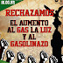 Marcha 31 de enero del Ángel de la Independencia al Zócalo: El Barzón