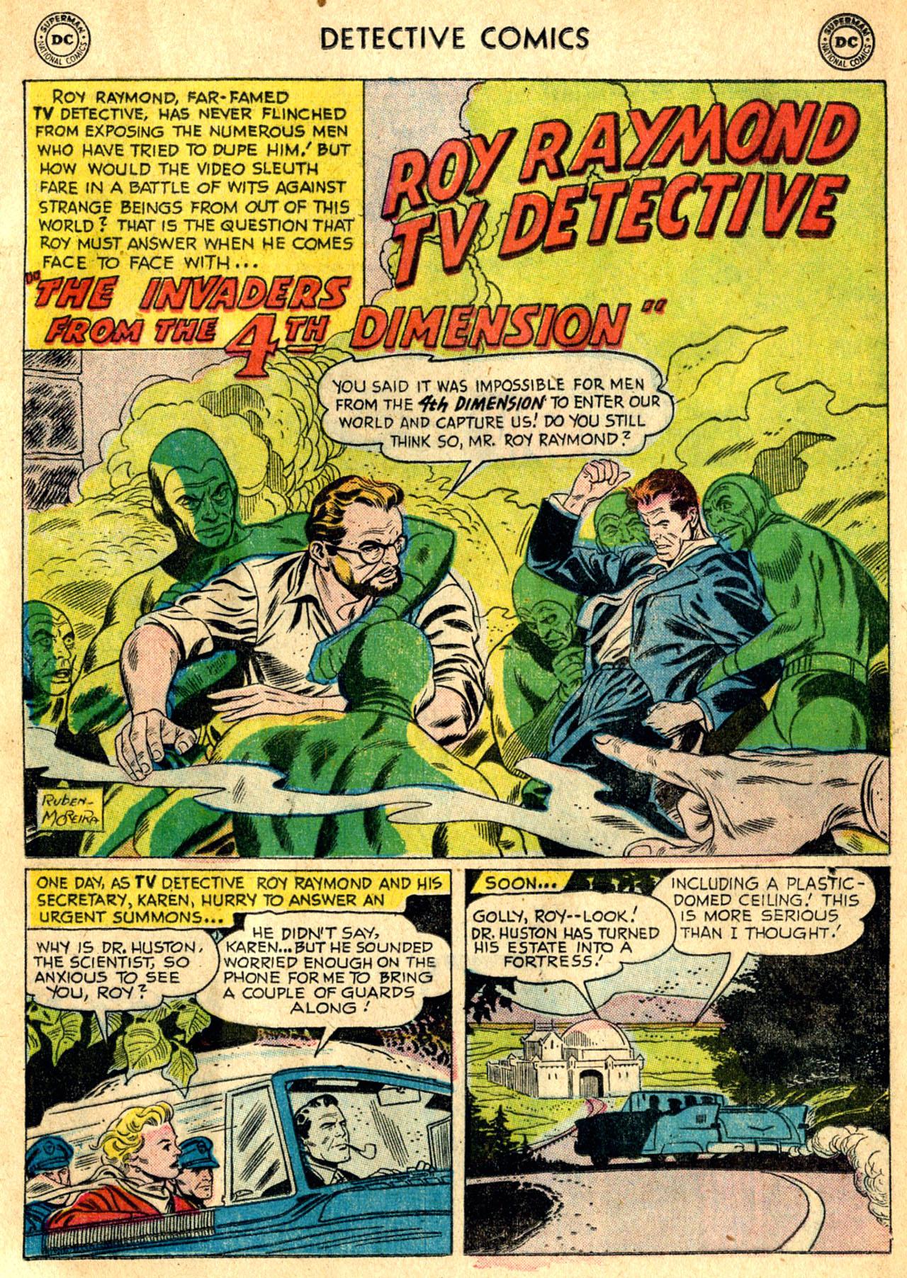 Detective Comics (1937) 238 Page 16