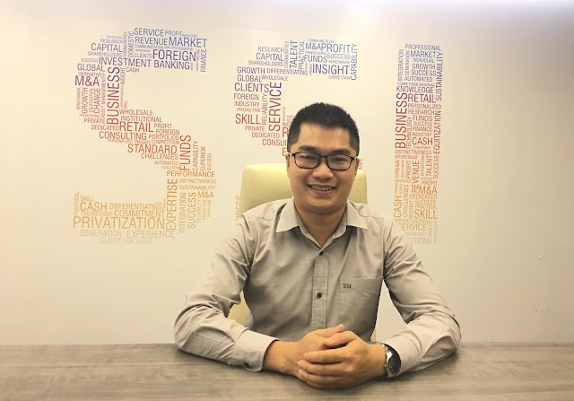 Anh Dương Trọng Vinh - Chuyên viên tư vấn chứng khoán - Công ty chứng khoán SSI - 0975271089