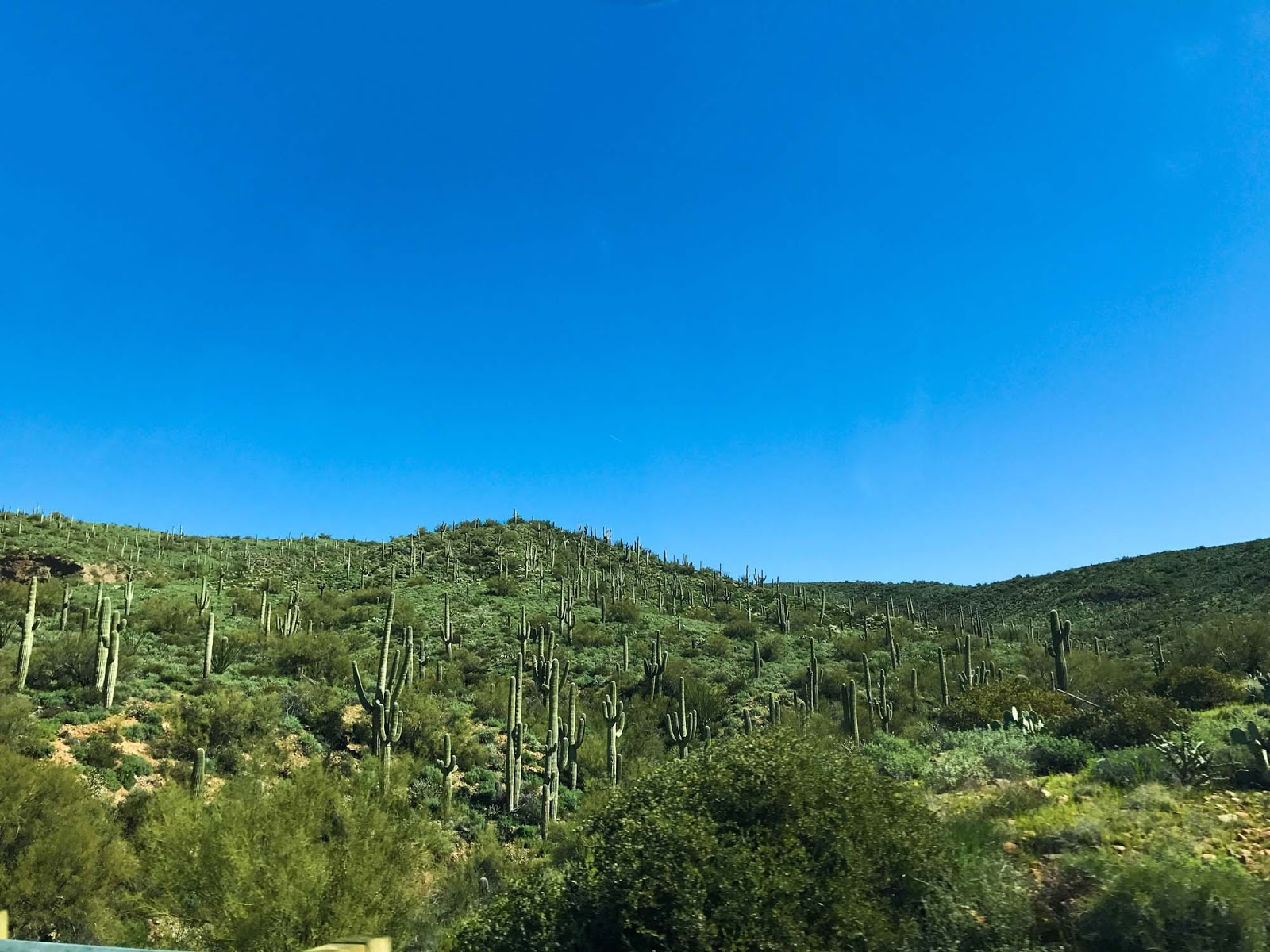 road trip through arizona