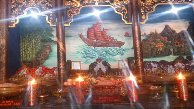 Misteri Keberadaan Makam Cheng Ho