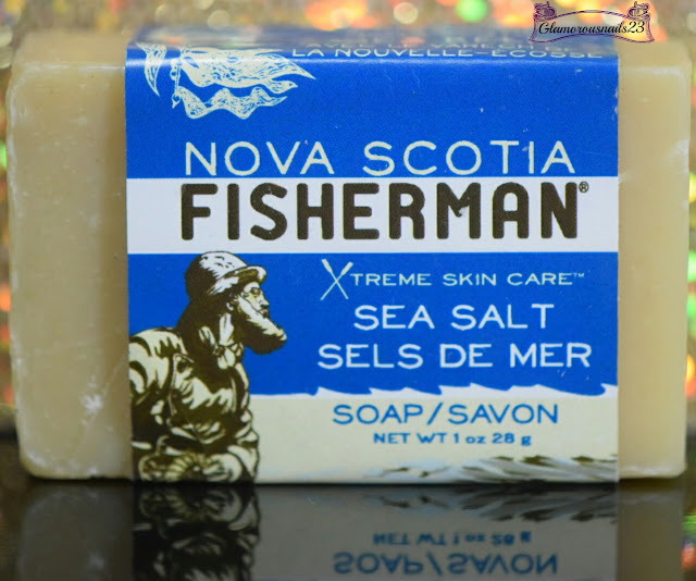 Nova Scotia Fisherman Extreme Sea Salt Soap