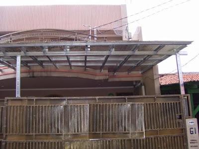 Bagus Atap Baja Ringan Atau Kayu Jual Genteng Metal | Harga ...