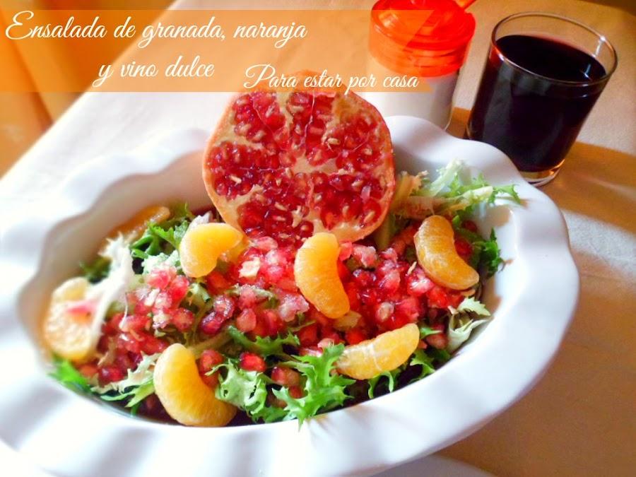 4 Recetas Con Granada La Fruta De Temporada Cocina