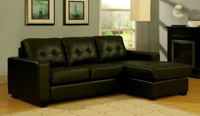 Taking Care Eco Leather Upholstery Sofa