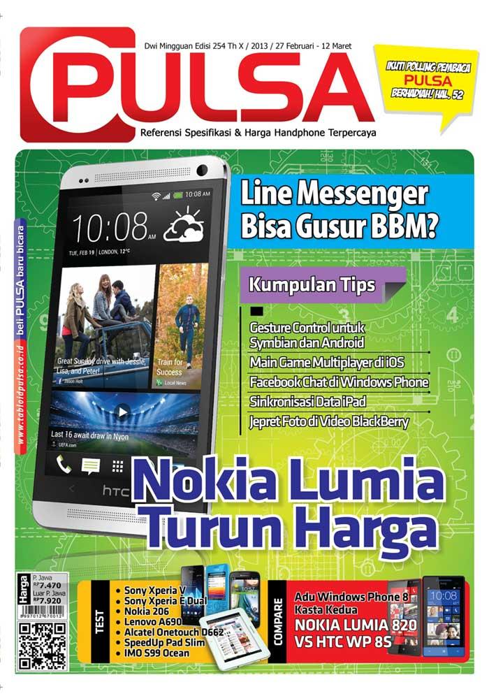 iphone tabloid pulsa