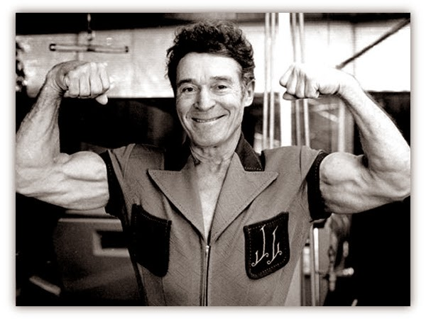 Ted Krudjusiac The Show The Tom Gulley Show WLBC Jack Lalanne James T Kirk