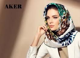 2012 Aker Eşarp Modelleri