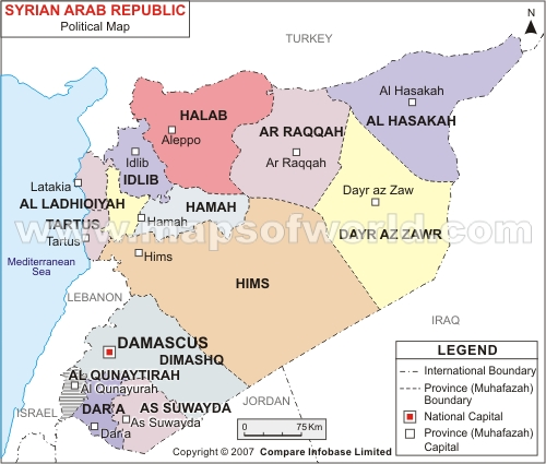 General Warns Imposing Syria NoFly Zone Will Lead To War With - Us no fly zones map