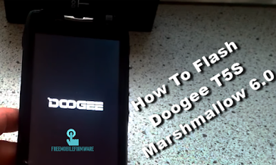 How To Flash Doogee T5S Marshmallow 6.0 Stock Rom Via SP Flashtool