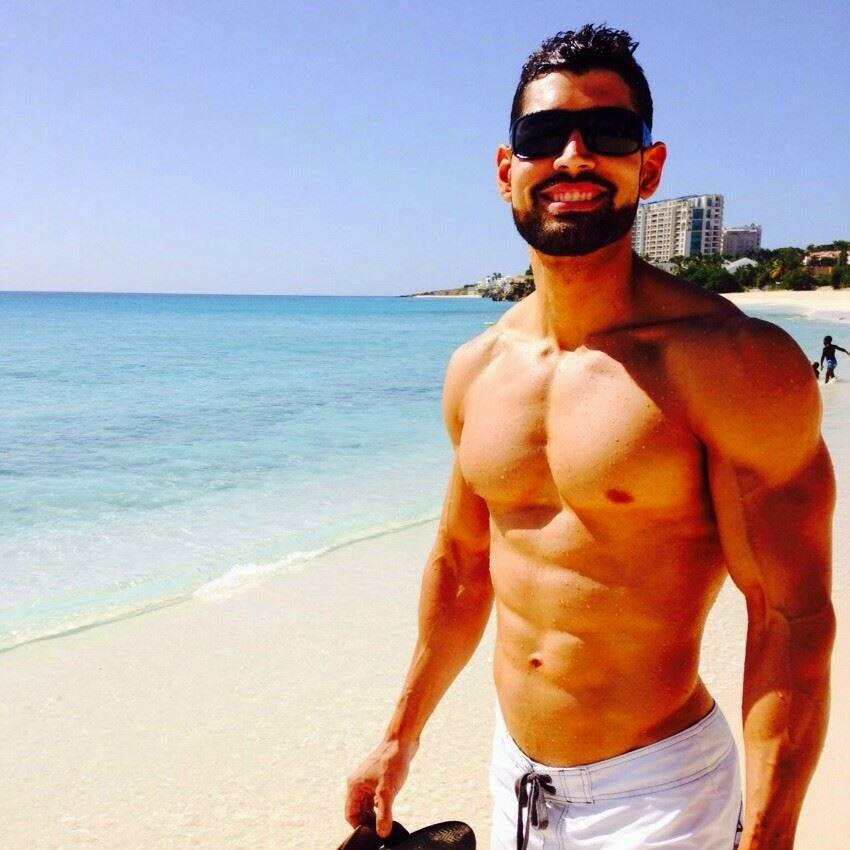 Hot Men From Central America: Amateur hot guy from