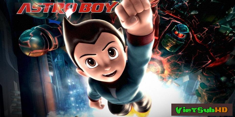 Phim Siêu Nhí Atom VietSub HD | Astro Boy 2009