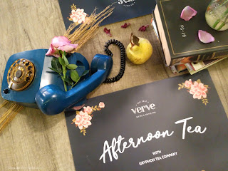Afternoon Tea Bersama Verve Bistro & Coffee Bar