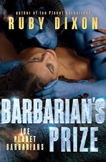 Barbarian's Prize by Ruby Dixon