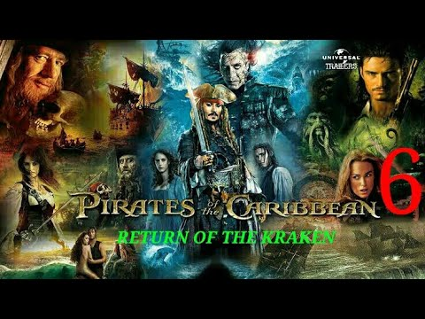 Disney Working on Pirates of the Caribbean 6