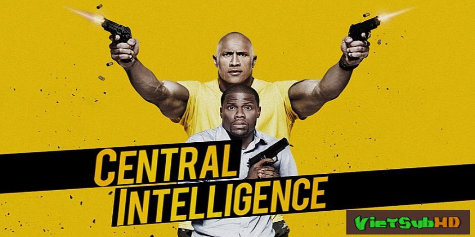 Phim Cặp Đôi Gián Điệp VietSub HD | Central Intelligence 2016