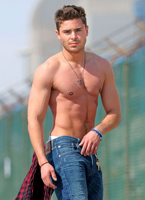 Zac Efron At Sex Shop 28