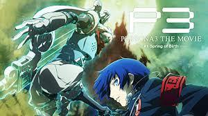 Persona 3 the Movie - Persona 3 the Movie: #1 Spring of Birth (2012)