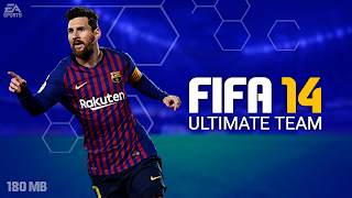 FIFA 14 Lite 180 MB Android Offline Best Graphics