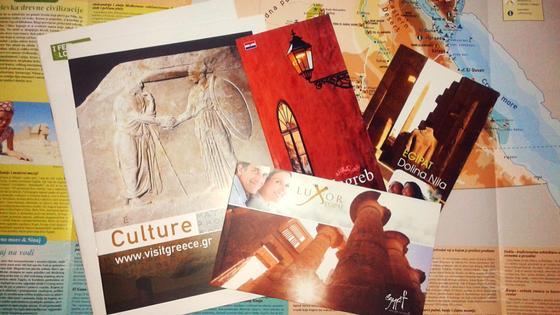 Malo edukacije o egipatskoj i grčkoj kulturi