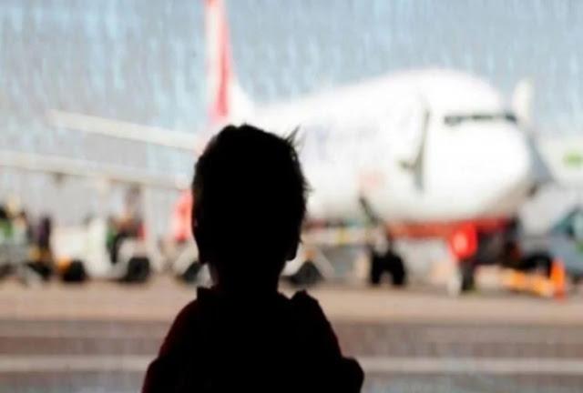 एयरपोर्ट पर बच्चा भूलकर फ्लाइट में बैठ गई मां, आधे रास्ते से फिर लौटा विमान