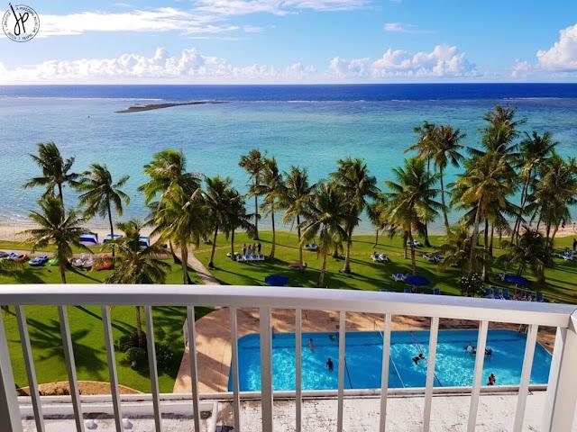 balcony, swimming pool, beach