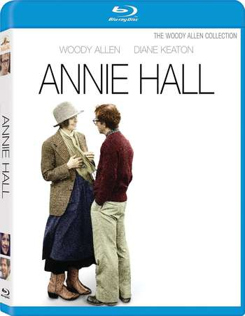 Poster Of Annie Hall 1977 English 300MB BRRip 480p ESubs Free Download Watch Online Worldfree4u