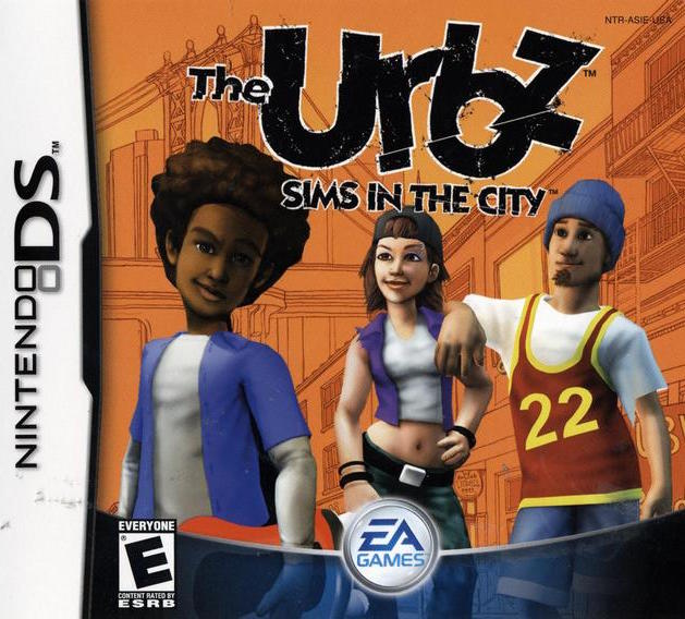 The Urbz: Sims in The City (U) (Brassteroid Team)
