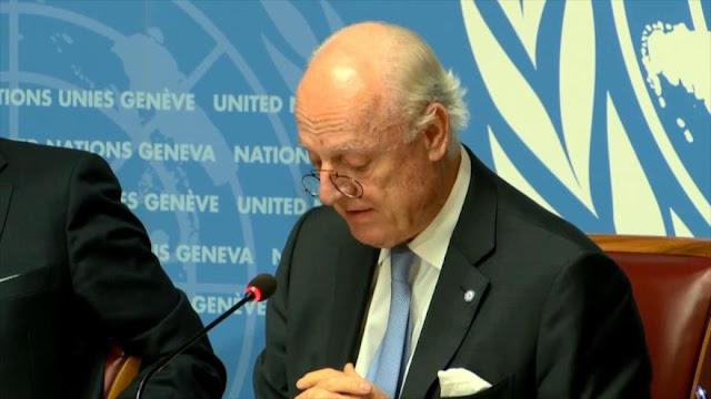 Sexta ronda de negociaciones entre el Gobierno sirio y la oposición