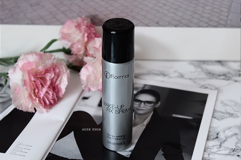 Flormar Make-Up Fix Spray  │ Flormar Makyaj Sabitleyici Sprey ♡ │ AUSE ESUA