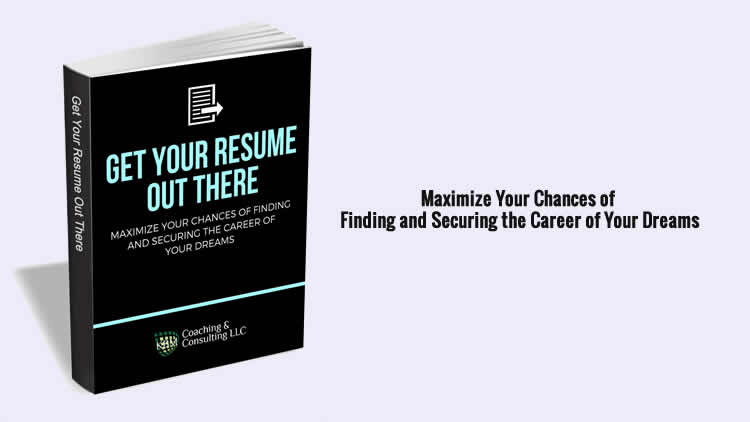 Get Your Resume Out There - 100% Free eGuide