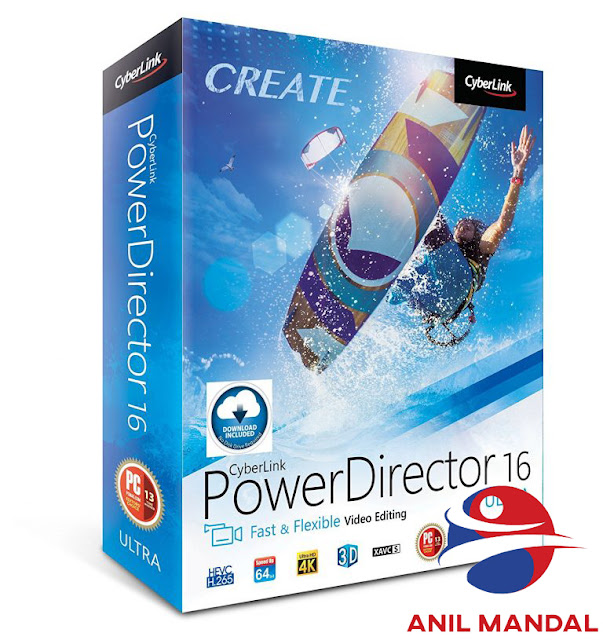CyberLink-PowerDirector-Ultimate-16-Free-Download