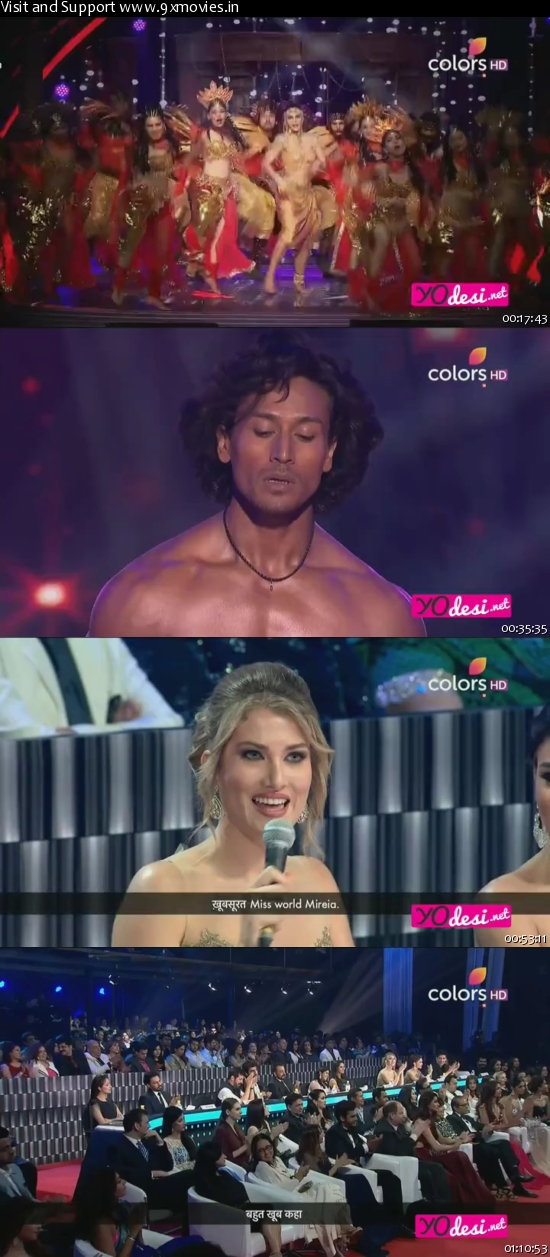 Femina Miss India 2016 Main Event 480p HDTV 300mb