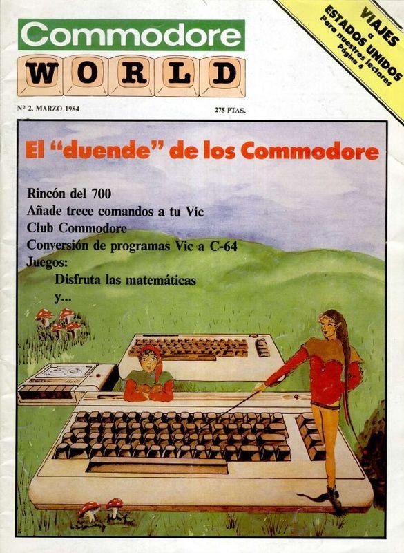 Commodore World #02 (02)