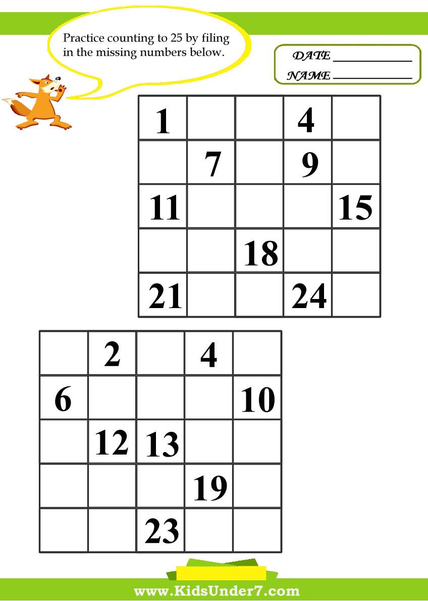 Missing Number Worksheet New 702 Missing Numbers