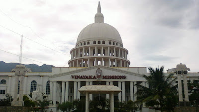 Popular University in Salem Tamilnadu
