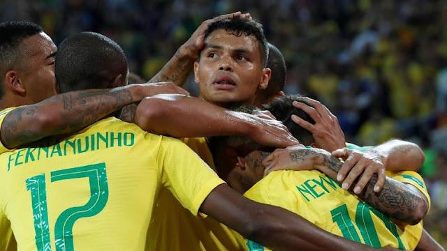 Jerman Tersingkir, Brasil Kini Terdepan Angkat Trofi Juara?