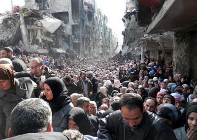 Syam, Benteng Umat Islam dan Gerbang Kebangkitan Islam Dunia