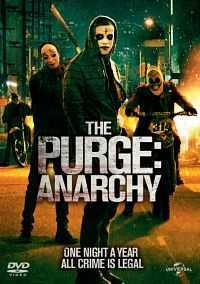 The Purge 2 Anarchy 2014 Download 300mb [Hindi - Eng] BRRip 480p ESub