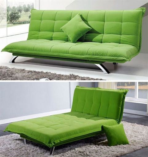 Model Sofa Bed Multifungsi Desain Simple Unik Dan Minimalis Modern Terbaru 2017