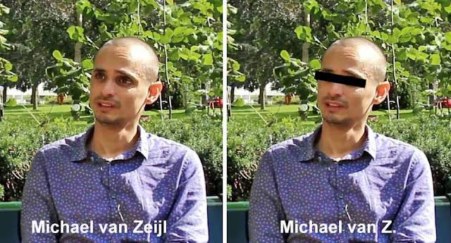 indigenous intersectional antiracist: Persbericht: Michael van Zeijl eist vervolging Michael van Z.