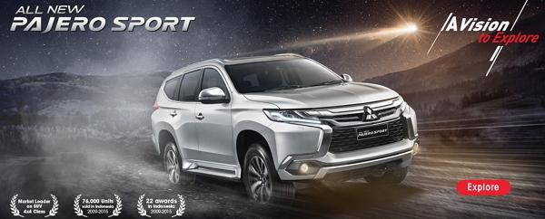Spesifikasi Harga Mitsubishi Pajero Bandung