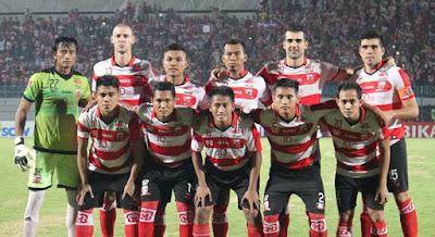 Persib Bandung tak mampu kalahkan Madura United